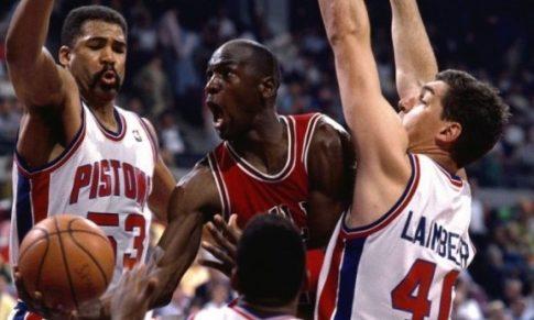 El día que Michael Jordan entró en la farmacia