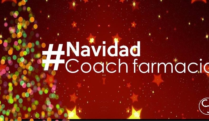 Feliz Navidad Coach Farmacia