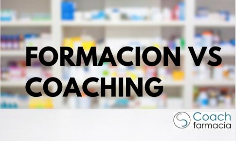 ¿Sabes cuál es la diferencia entre formación y coaching?