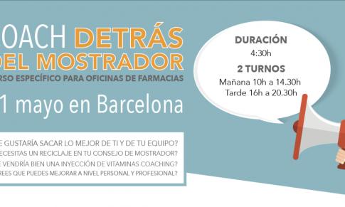 Formación en Barcelona, 11 de mayo