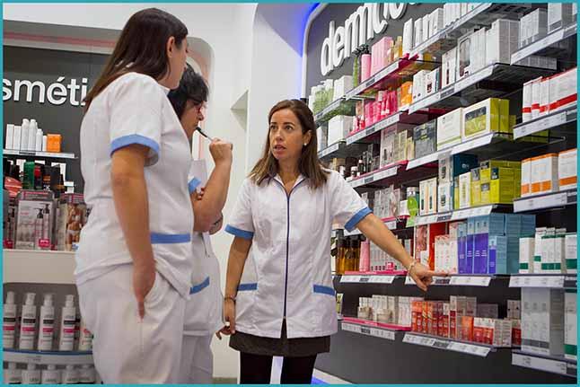 Experiencia en la Farmacia