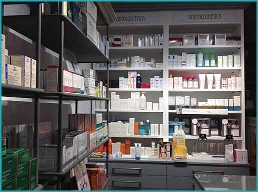 Gestión de categorías en la farmacia
