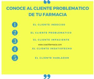 """Cómo abordar al cliente """"problemático"""" que acude a tu farmacia"""