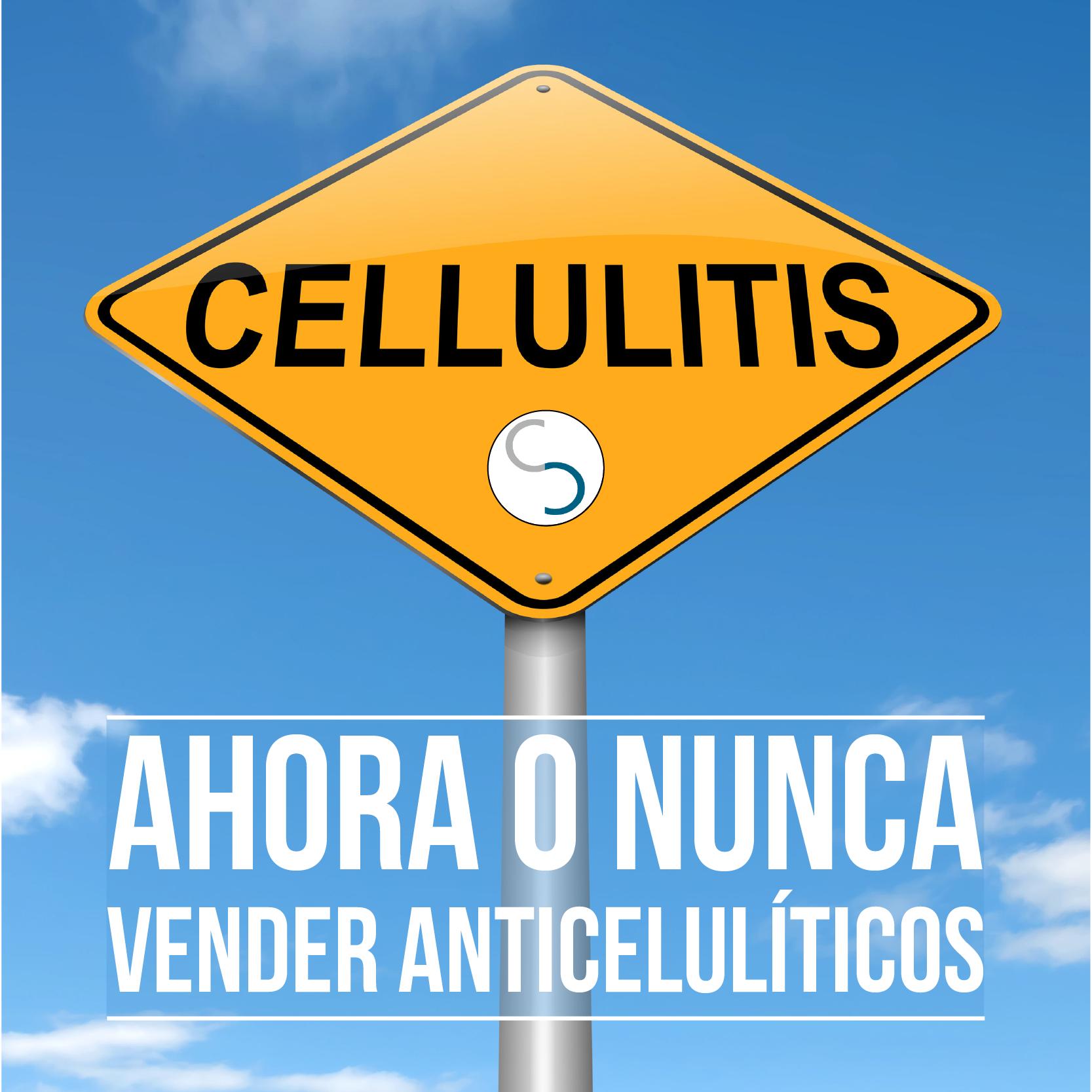 Ahora o nunca:  cómo vender anticelulíticos