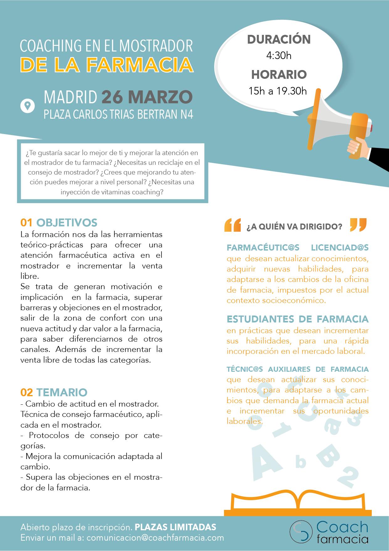 Madrid 26 Marzo 01