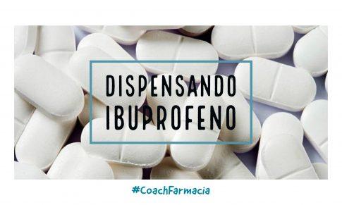 La dispensación del Ibuprofeno