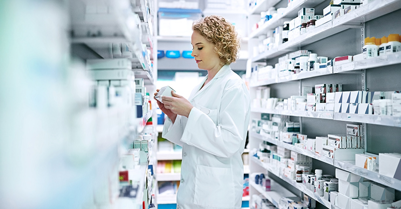 pharmacist 800
