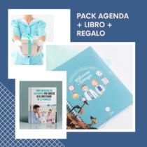 Pack AGENDA + LIBRO + REGALO SORPRESA!