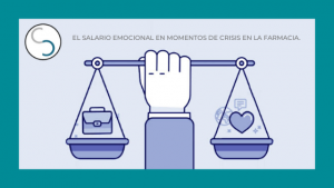 El salario emocional en momentos de crisis en la farmacia.