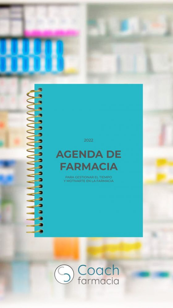 COACH FARMACIA AGENDA 2022